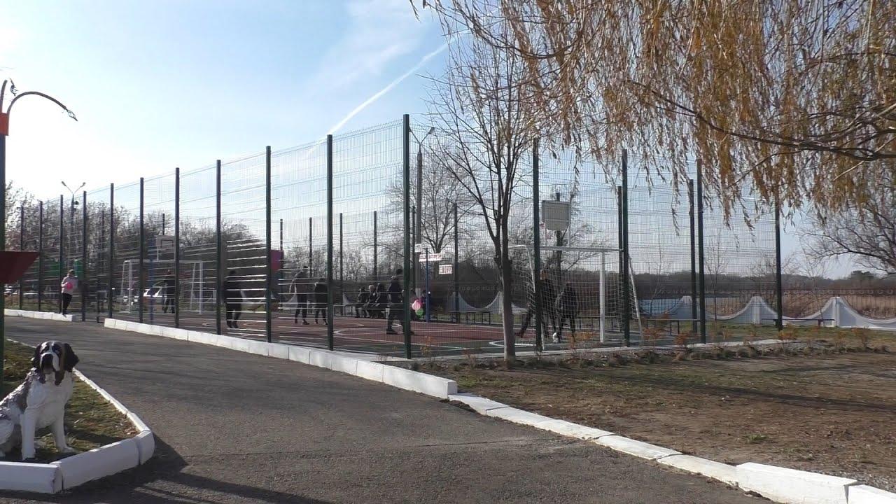 """""""Остров детства"""" открылся после капитального ремонта"""