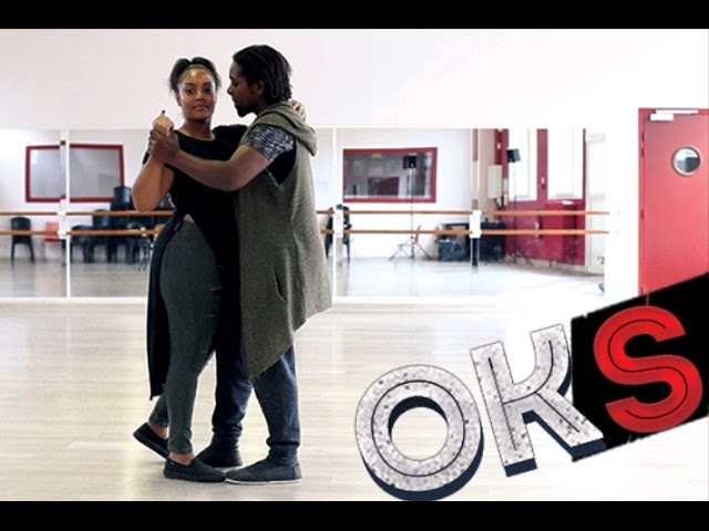 Kizomba Basics - Basic Slow 🎓 OKS 🎓