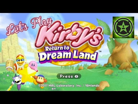 Let's Play - Kirby's Return to Dreamland