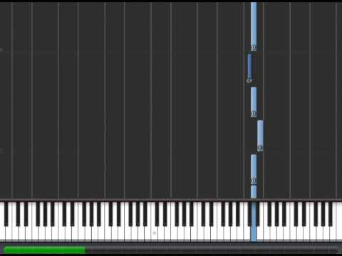 A moon filled sky: Ef: Tales of Melodies Piano [How to play Piano Tutorial]
