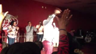 "Vashawn Mitchell"" Turning around for me"" 12-28-12"