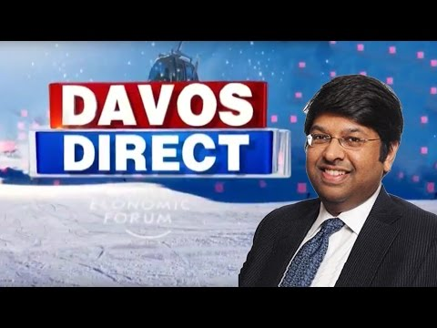 In Conversation With Shashank Singh of Apax Partners LLP | Davos2017