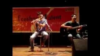 Gulabi Aankhen on Flute