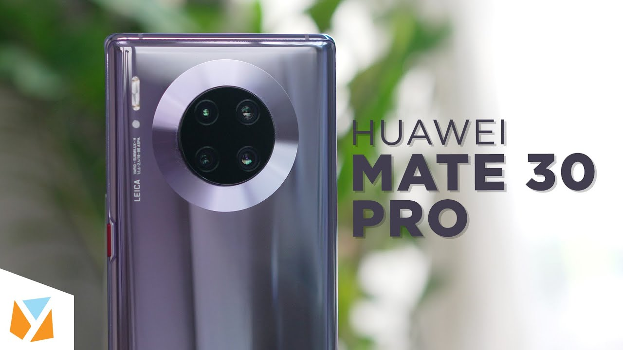 Huawei Mate 30 Pro Review: No Google Play Store BUT...