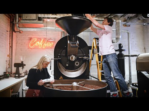 What's Inside Specialty Coffee Roastery?