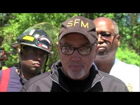 The Akron Fire Department gives update on deadly house fire