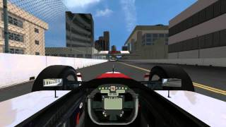 rFactor Cart 2000 Reynard-Honda Long Beach