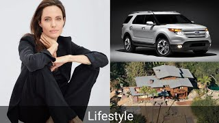 Lifestyle of Angelina Jolie,Networth,Affairs,Income,House,Car,Family,Bio