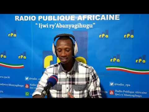 RPA: Amakuru yo ku wa 26 ndamukiza 2020, mushikirizwa na Hervé NIYUHIRE