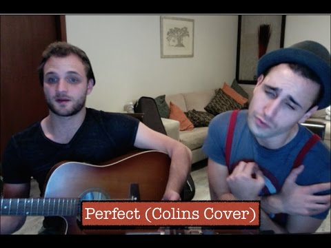 One Direction - Perfect (Colins Acoustic Cover)