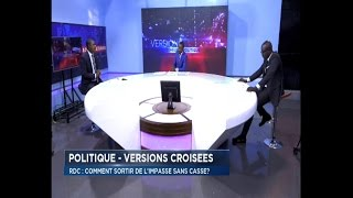 RDC: COMMENT SORTIR DE L'IMPASSE SANS CASSE? NEHEMIE KIAM'S REPOND