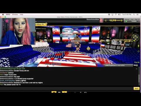 ELECTION DAY ON IMVU