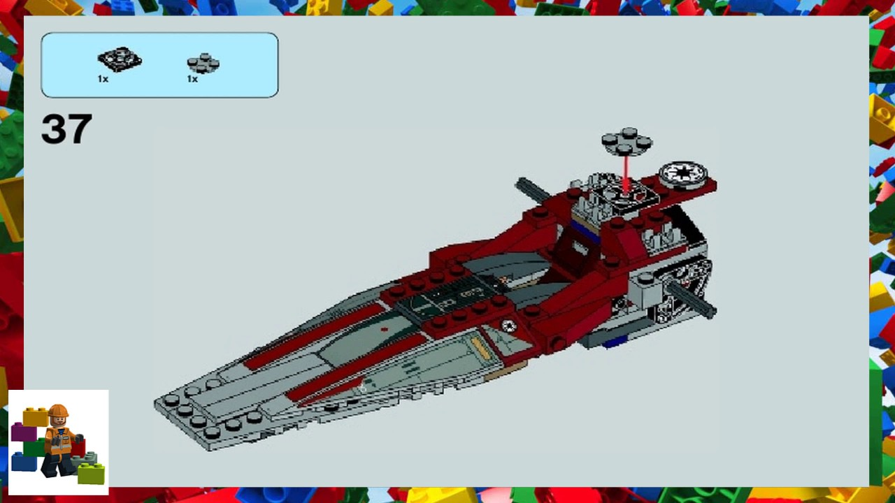 Lego Star Wars V Wing Instructions Images Form 1040 Instructions