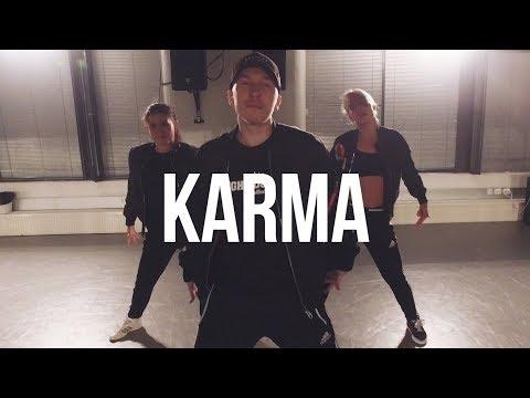 "Alma ""Karma"" |Choreography by Sebastian Visa"