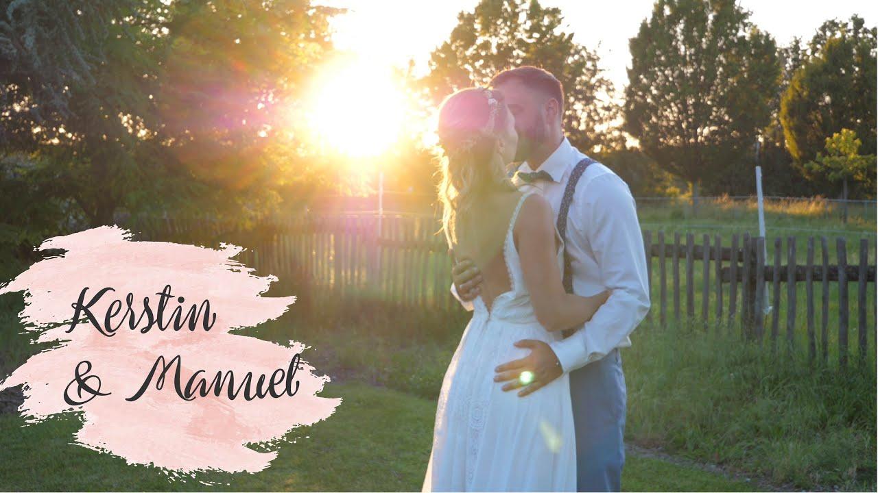 Hochzeitsvideo Kerstin & Manuel | 8. Juni 2019