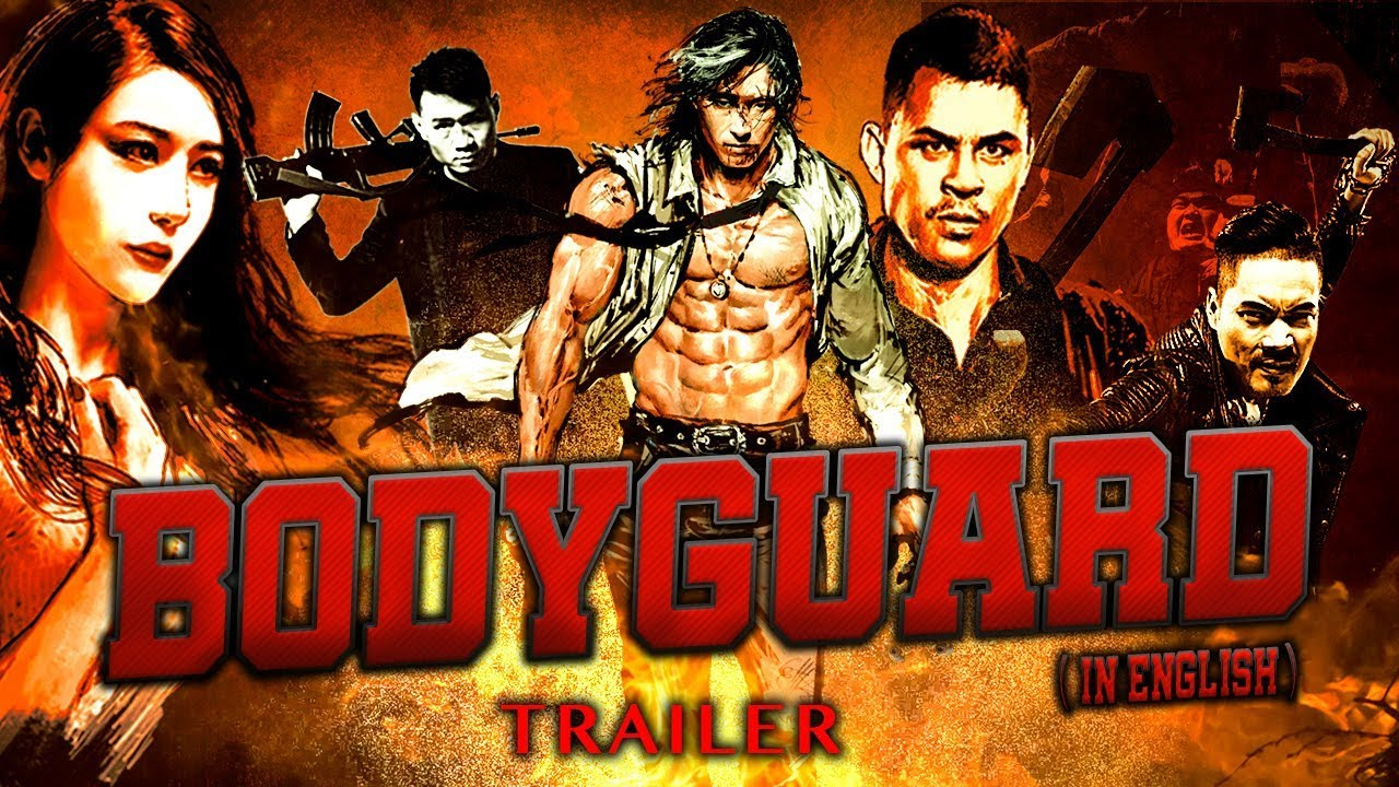 Bodyguard English Trailer Chinese Action Movies | Releasing Soon only on  Cinekorn Entertainment