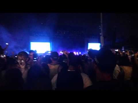 The Weeknd - The Hills @ HARD Summer 2015
