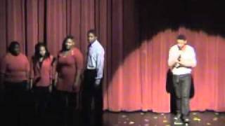 Orange High School Winter Concert VOCAL COMPONENT