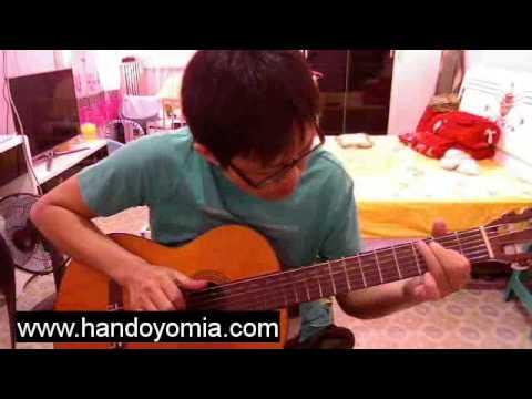 情人 Qing Ren - Beyond - Fingerstyle Guitar Solo