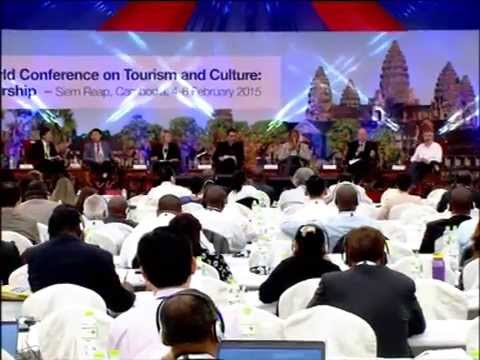 UNWTO/UNESCO World Conference on Tourism and Culture 05/02/2015 (3)
