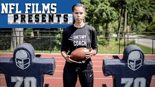 She's My Coach: The Mickey Grace Story | NFL Films Presents