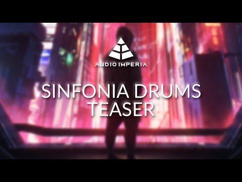 Audio Imperia Sinfonia Drums - Teaser
