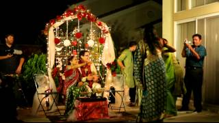 THE Wedding - Gaaye Holud Dance Performance