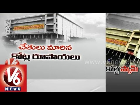 Khammam farmers cheated by cold storage management