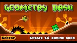 Geometry Dash All Levels 1-18 [FULL VERSION](All levels of the Geometry Dash game Follow me on Twittah! @manulagyt., 2014-11-09T19:59:13.000Z)