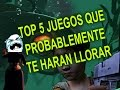 Download TOP 5 JUEGOS QUE PROBABLEMENTE TE HARAN LLORAR MP3 song and Music Video