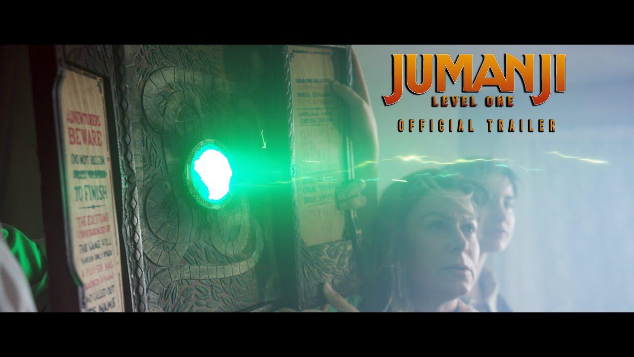 Download JUMANJI: LEVEL ONE - Official Trailer (HD)