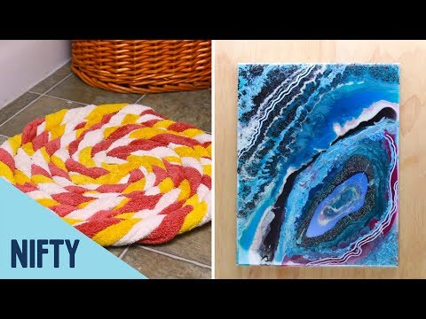 10 Fun DIY Projects To Decorate Your Home