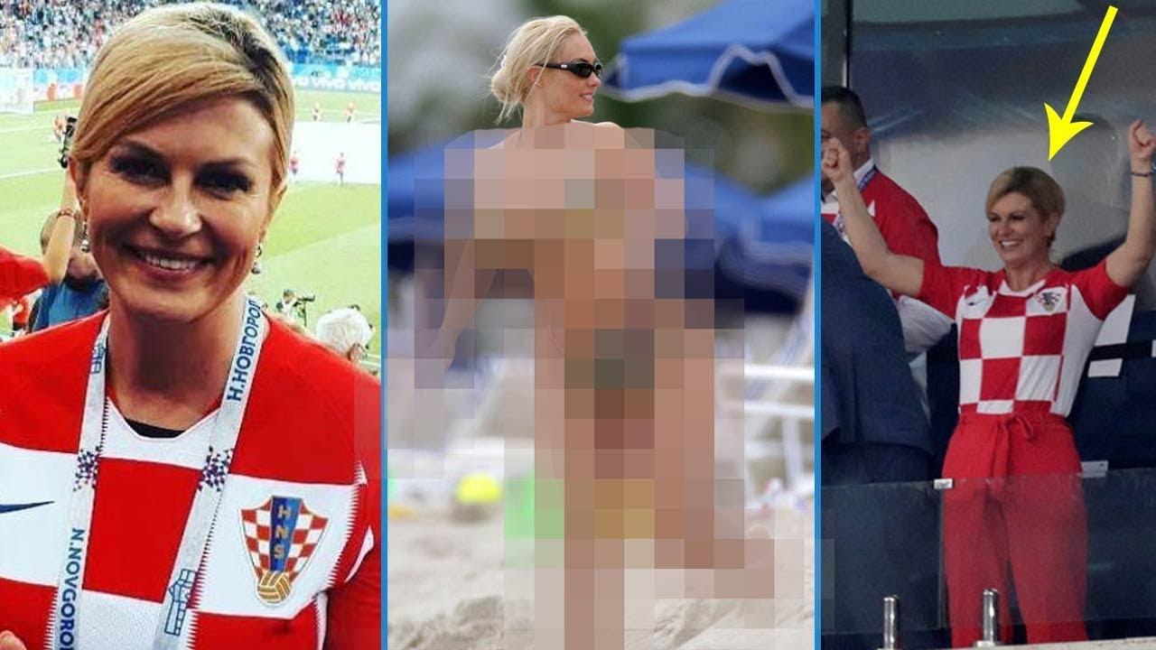 حقائق لا تعرفها عن رئيسة كرواتيا التي لفتت الأنظار في كأس العالم