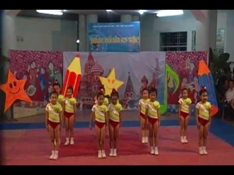 Earobic trường Hoạ Mi 2 Q5 2012