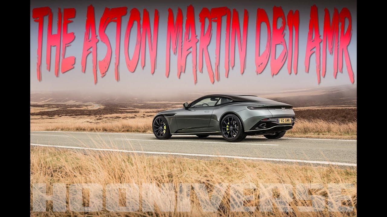 Aston Martin Db11 Amr First Drive Youtube
