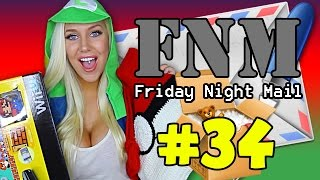 A WIIU!? WOW! - Friday Night Mail #34