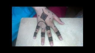 vuclip step by step mehndi designs video |simple mehndi designs video jewllery mehndi designs arabic mehndi