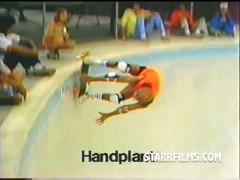 TONY ALVA DAVE HACKETT 1981 SKATEBOARDING