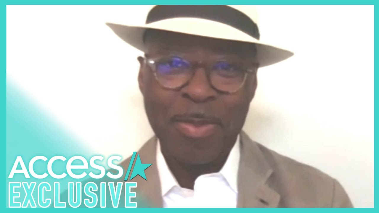Courtney B. Vance Looks Back On First Date With Angela Bassett