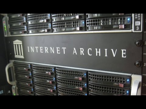 Facing Possible Threats Under Trump, Internet Archive to Build Server in Canada