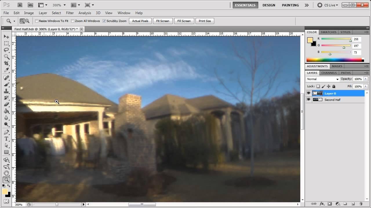 3ds Max HDRI Reflections Tutorial