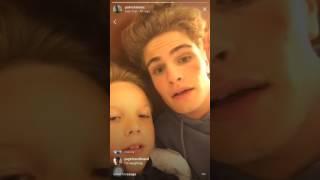 Patrick (Michael's Brother) Instagram Live (08.03.17)