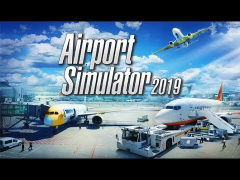 airport simulator 2019 gameplay ultra settings youtube. Black Bedroom Furniture Sets. Home Design Ideas