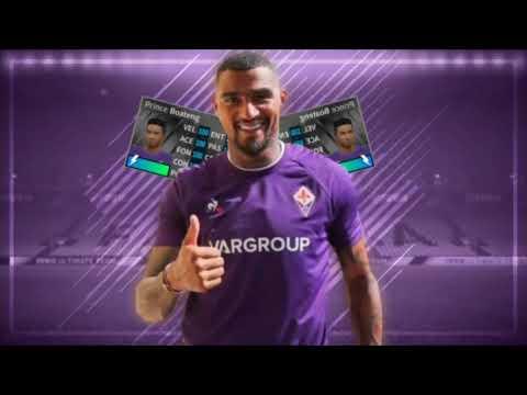 Plantilla de la Fiorentina fc Para DLS19 2019-2020