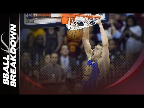 How David Lee Helped Get Stephen Curry Back On Track In Game 3