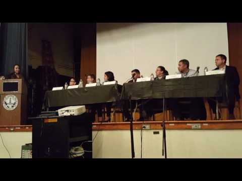 The 13th Panel discussion (Part 1/3)