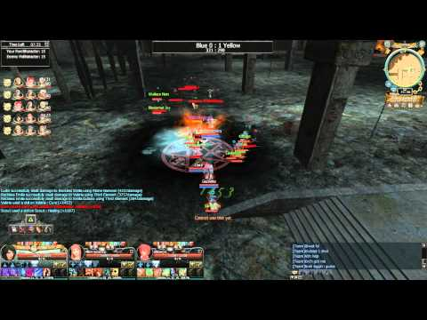 [Granado Espada] Cross World Pvp - Luna Files 155