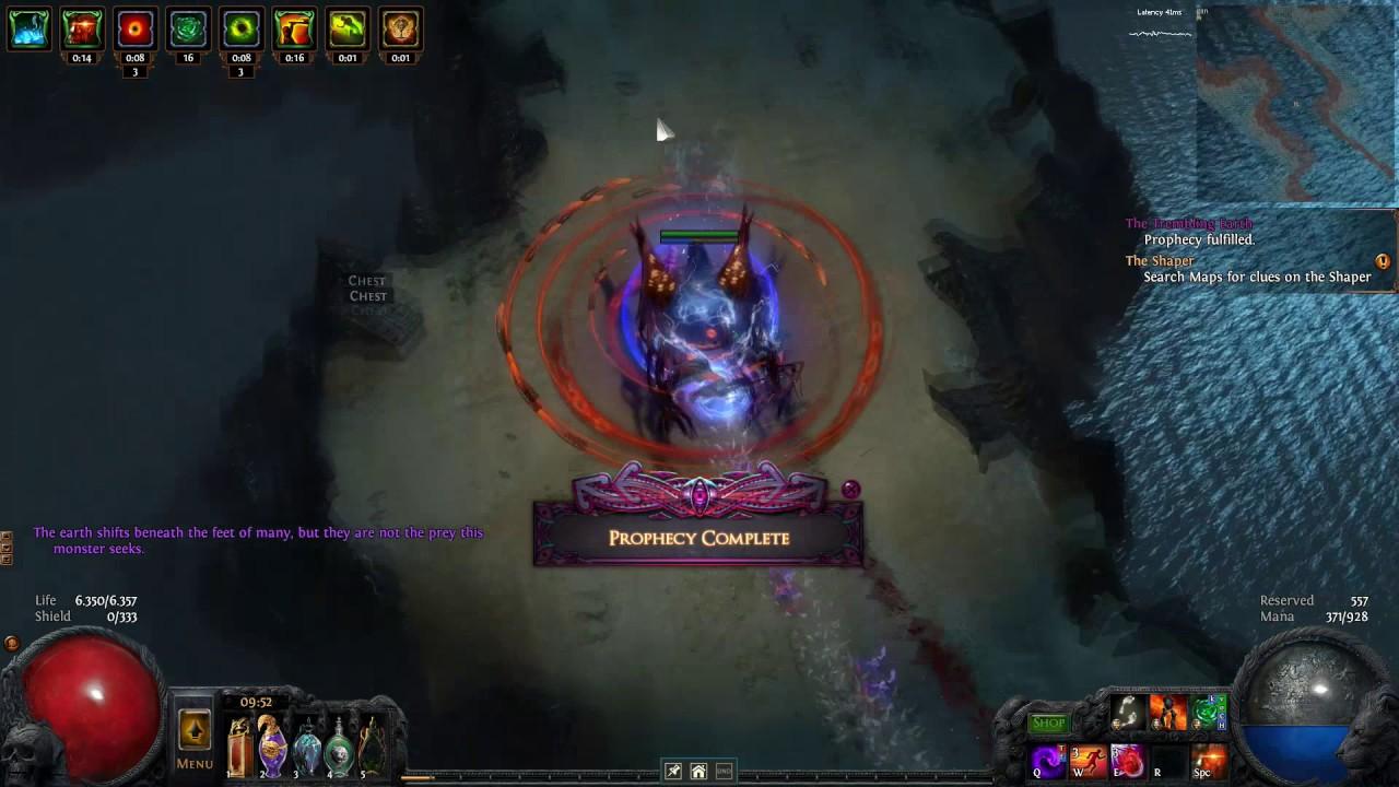 Path Of Exile   Vortex Build