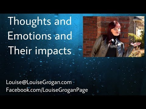 The Power of Thoughts ConnectedTo Emotions