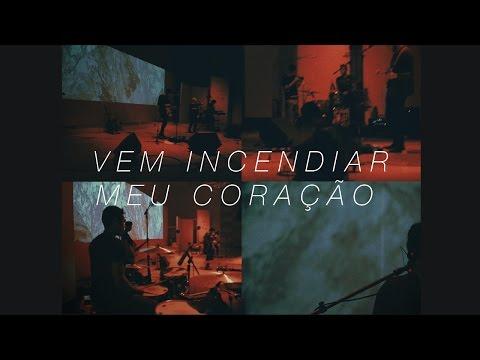 Vem Incendiar Meu Coração | André Aquino feat Fernanda Ferro (LIVE)